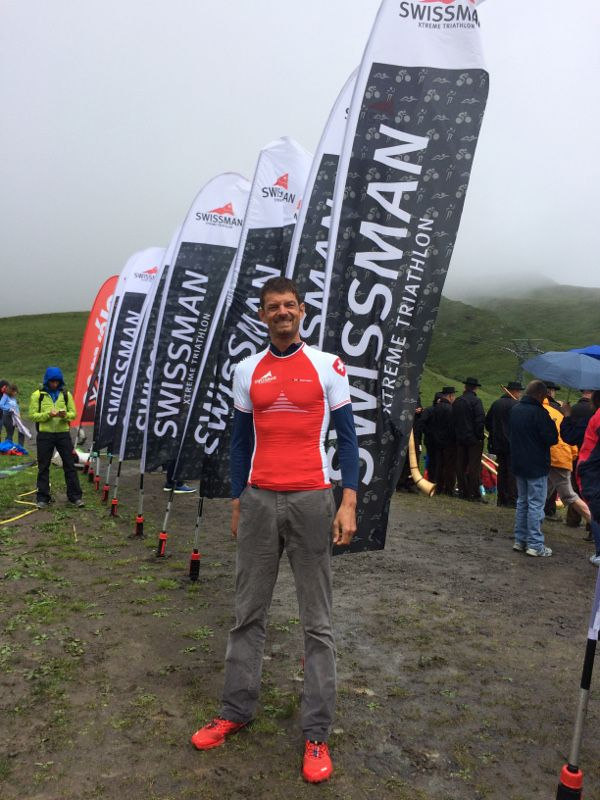 Swissman 2017 Finisher